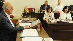 Πρώτη μέρα με διαφωνίες στη Εξεταστική για τα Μνημόνια. Το ΠΑΣΟΚ βάζει στο «κάδρο» τον