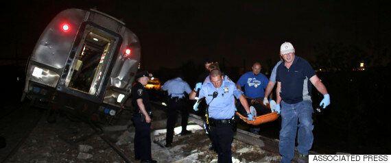 Πέντε νεκροί και 50 τραυματίες σε εκτροχιασμό τρένου στις