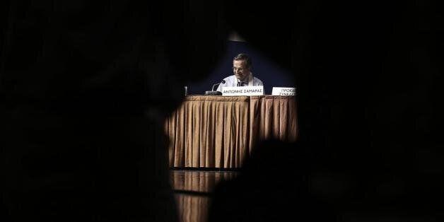 Σαμαράς: Η Νέα Δημοκρατία δεν θα δώσει λευκή