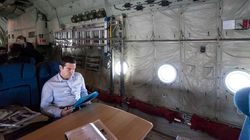Με C-130 ταξίδεψε ως τη Ρίγα της Λετονίας ο πρωθυπουργός για τη Σύνοδο
