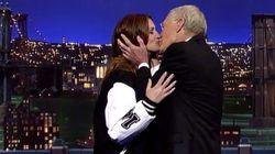 Η Julia Roberts φιλάει για τελευταία φορά τον David