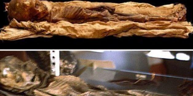 Ο εξωγήινος που ήταν μούμια: Η μεγάλη απάτη που απογοήτευσε τους λάτρεις των