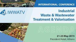 Διεθνές συνέδριο για τα βιομηχανικά απόβλητα στην