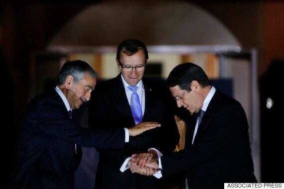 Επανέναρξη διαπραγματεύσεων για το Κυπριακό την Παρασκευή. Συνάντηση Αναστασιάδη - Ακιντζί -