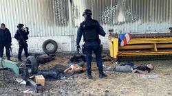 Μακελειό στο Μεξικό με δεκάδες νεκρούς σε μάχη μεταξύ αστυνομικών και