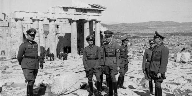 Αντιδρά το Ποτάμι για το βίντεο στο Μετρό για τη γερμανική εισβολή στην Αθήνα το