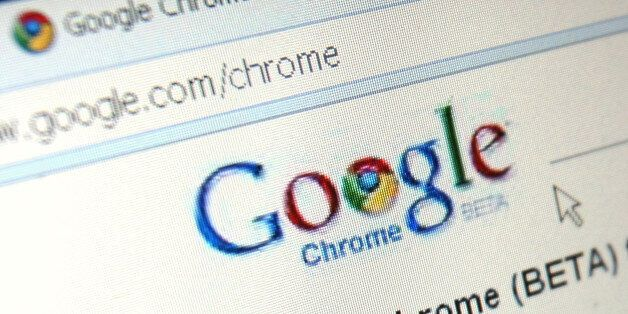 MUNICH, GERMANY - SEPTEMBER 06: In this photo illustration Google's Chrome, Google Inc.'s new Web browser...