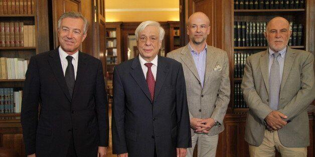 Συνάντηση του Προέδρου της Δημοκρατίας με το προεδρείο του ΣΕΤΕ. Στο επίκεντρο οι νέοι συντελεστές