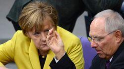 Bloomberg: Ενοχλημένη η Μέρκελ από τα ξεσπάσματα Σόιμπλε κατά
