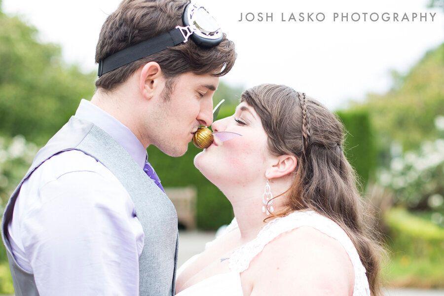 Αυτός είναι ίσως ο καλύτερος γάμος με θέμα τον Harry Potter που έχει γίνει