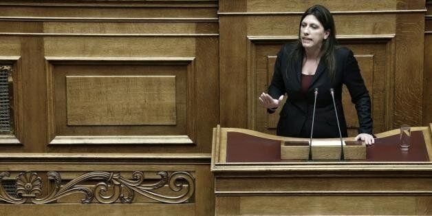 «Μύλος» Κωνσταντοπούλου – ΚΚΕ για τη Χρυσή Αυγή: «Το ΚΚΕ κάνει σπέκουλα» - «Καλύπτετε τραμπουκική
