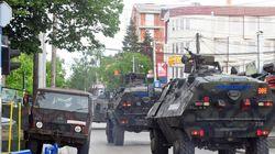 Μάχες στο Κουμάνοβο των