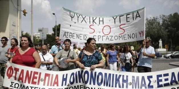 Ένας στους δέκα Έλληνες πάσχει από κάποια ψυχική ασθένεια λόγω