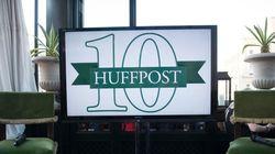 Η Huffington Post γιορτάζει τα 10 της χρόνια με ένα λαμπερό πάρτυ που θα κρατήσει όλη την