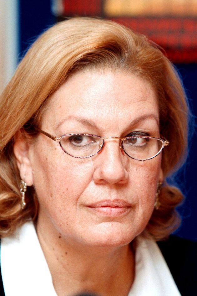 Η μητέρα της Ζωής Κωνσταντοπούλου νέα πρόεδρος του Υπηρεσιακού Συμβουλίου του