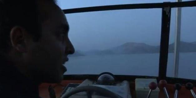 Η κάμερα του BBC σε αποστολή διάσωσης της Ελληνικής