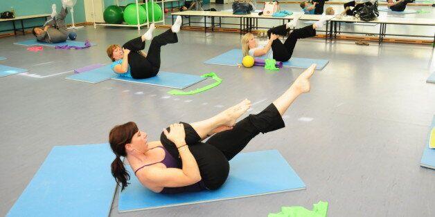 Γυμναστείτε ενώ κάθεστε: 3 μοναδικά gadgets για μια γυμναστική που θα μπορούσα να