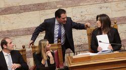 Κωνσταντοπούλου σε Γεωργιάδη: Είχες σύγκρουση συμφερόντων για τη λίστα Λαγκάρντ. Γεωργιάδης: Υπερασπίζεσαι