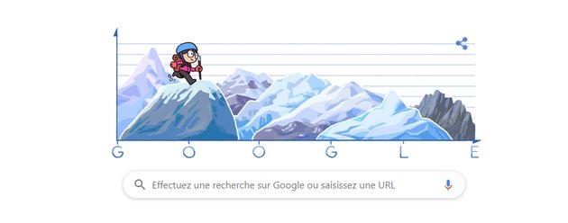 Junko Tabeil, première femme a avoir gravi l'Everest, a son