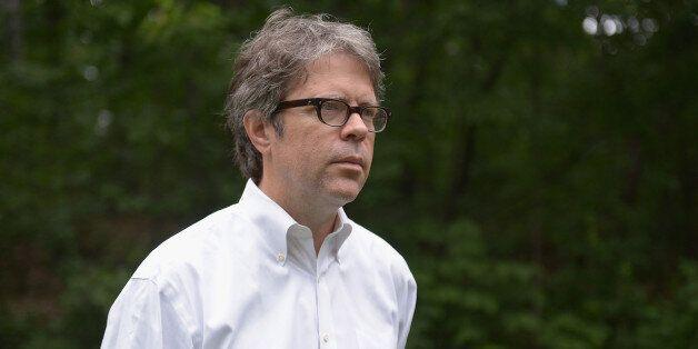 NEW YORK, NY - JUNE 26: Writer Jonathan Franzen attends the HBO Documentary Films Celebrates 'Birders:...
