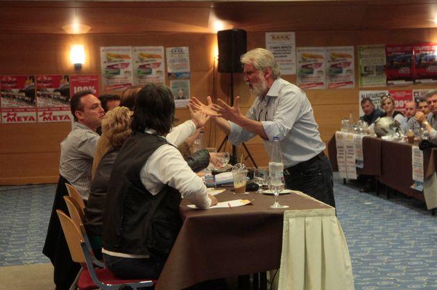 Διαπληκτισμοί και ξύλο στο 43ο συνέδριο της ΠΟΕ –