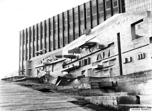 Το Μουσείο Μπενάκη παρουσιάζει την έκδοση «Κοσμάς Ξενάκης