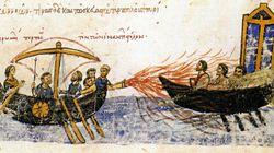 Υγρόν Πυρ: Το «υπερόπλο» της Βυζαντινής Αυτοκρατορίας που «έπαιξε» στο Game of