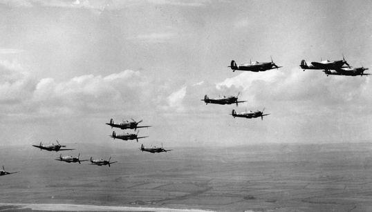 Οι δέκα μεγαλύτερες αερομαχίες της