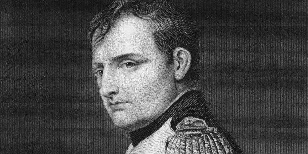 A portrait of Napoleon Bonaparte (1769 - 1821) as Emperor Napoleon 1 of France on 1 June 1815 in Paris,...