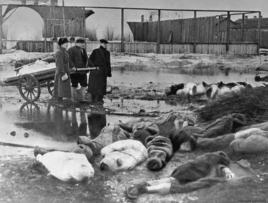 Β' Παγκόσμιος Πόλεμος, Ρωσία: Μικρές στιγμές της ιστορίας, με πρωταγωνιστές «μεγάλους» ανθρώπους που...