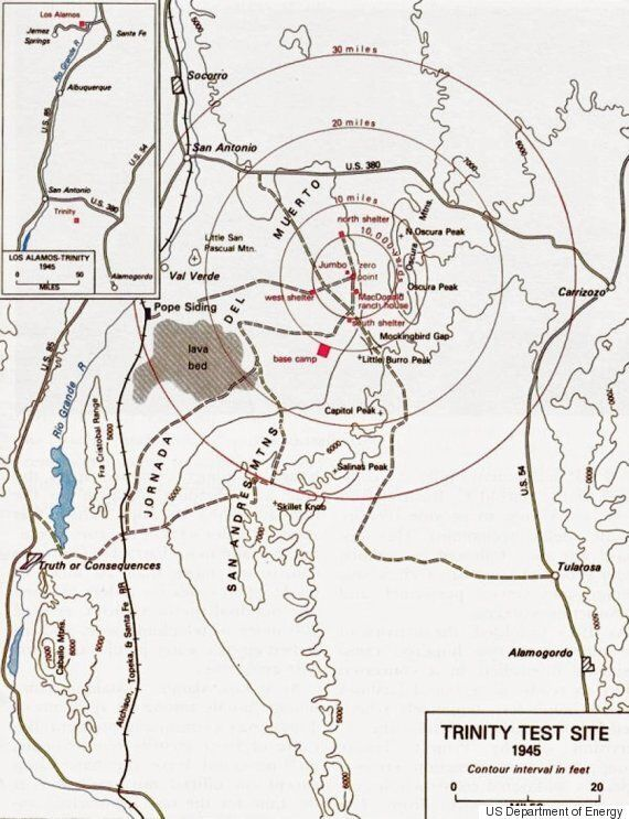 Η απίστευτη ιστορία της πρώτης ατομικής βόμβας στον