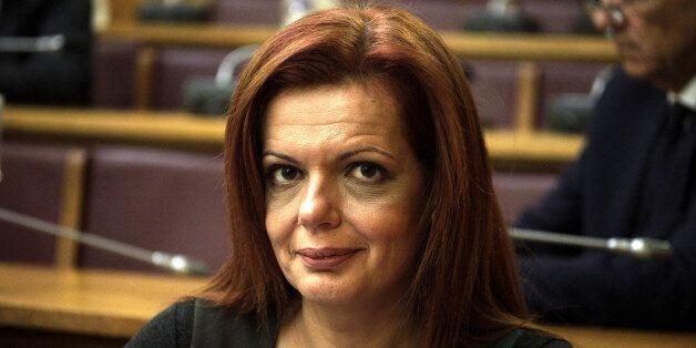 Η Μαρία Γιαννακάκη δηλώνει υποψήφια για την προεδρία της
