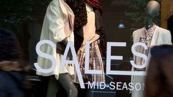 Ξεκίνησαν οι ενδιάμεσες εκπτώσεις – Ανοιχτά τα καταστήματα την Κυριακή- απεργία έχουν εξαγγείλει οι