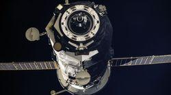 Φλεγόμενο τέλος για το ρωσικό διαστημόπλοιο Progress, που είχε τεθεί εκτός