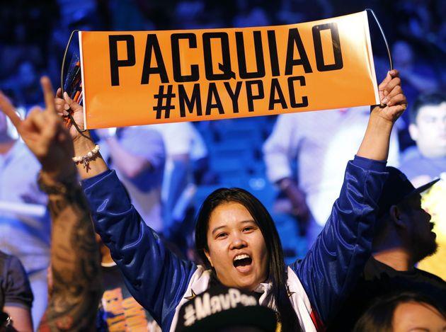 Mayweather vs Pacquiao : Στο ματς του αιώνα θριάμβευσε ο