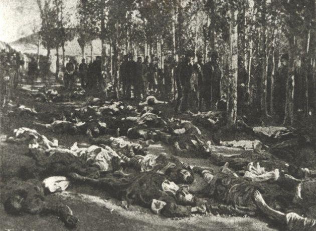 100 χρόνια άρνησης...Η Γενοκτονία των Αρμενίων και το κίνημα της διασποράς για την αναγνώρισή