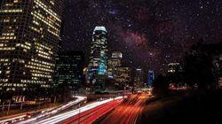 Φανταστείτε πόσο όμορφος θα φαινόταν ο ουρανός στις πόλεις αν δεν υπήρχε