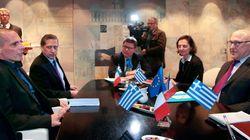 Συνεχίζονται οι διαπραγματεύσεις.Στο τραπέζι του Brussels Group τα