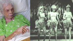 Όταν η 102χρονη Alice είδε για πρώτη φορά σε βίντεο τον εαυτό της να