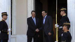 Κυπριακό, συνεργασίες στον τομέα της ενέργειας και στο βάθος οικονομική κρίση στη συνάντηση
