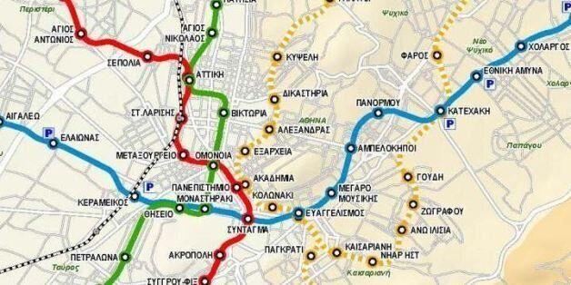 Σύρμα... ελεγκτές στο μετρό. Διαδικτυακή ενημέρωση για τους σταθμούς που γίνεται έλεγχος