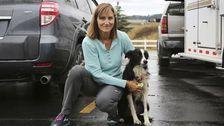 ワシントン女性が仕事し、57日への希望を失った滅犬
