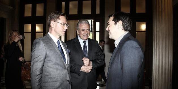 Συνάντηση Τσίπρα-Κατάινεν: Μπορούμε να συνεργαστούμε και να βοηθήσουμε τον ελληνικό λαό να βρει νέες