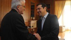 Με τον πρωθυπουργό και τον πρόεδρο της Δημοκρατίας συναντήθηκε ο επιζώντας του Διστόμου, Αργύρης