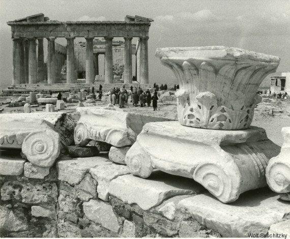 Ένα ασπρόμαυρο ταξίδι στην Ελλάδα του '60 μέσα από τα μάτια του Wolf