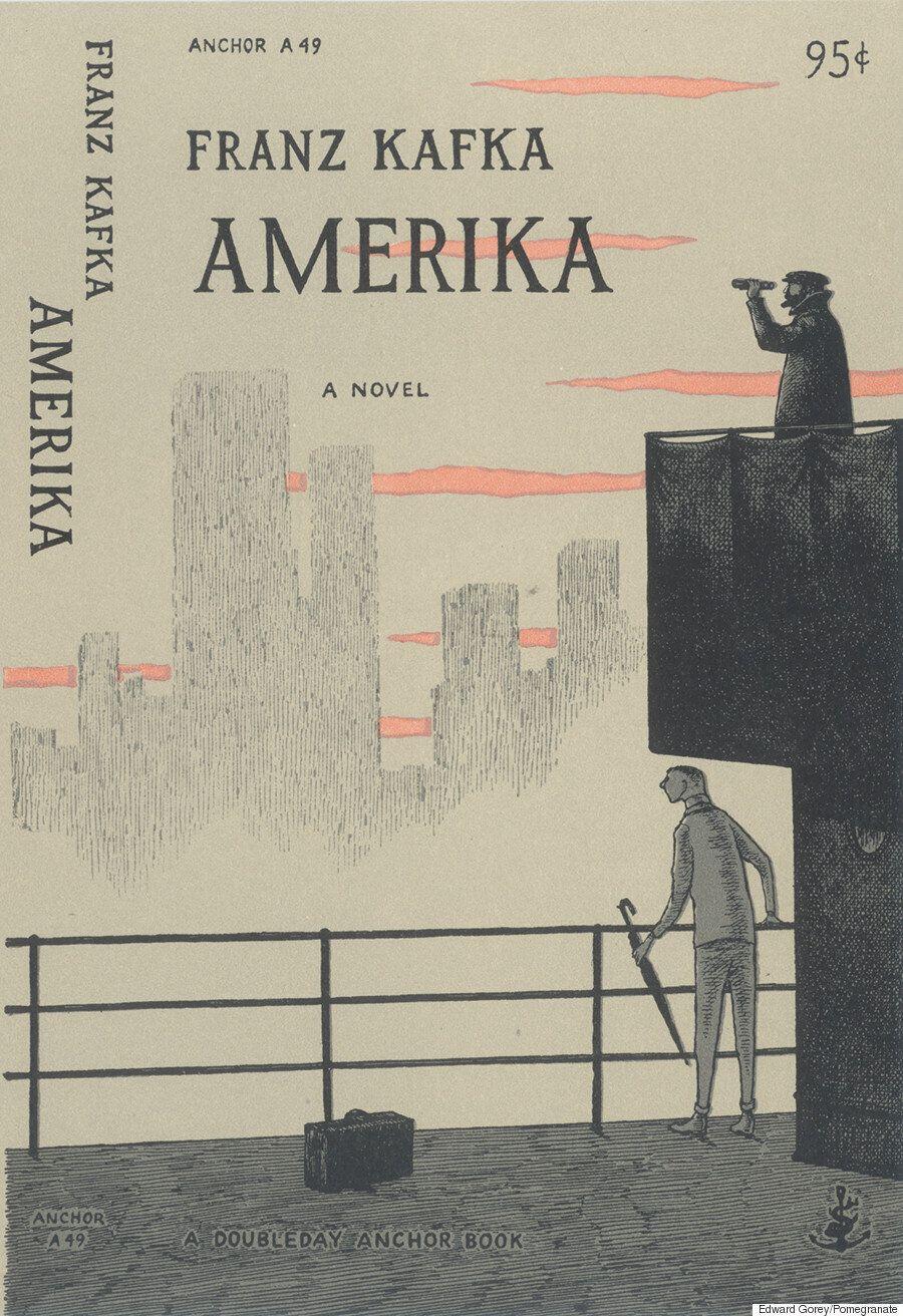 Τα ξεχασμένα εξώφυλλα βιβλίων που εικονογράφησε ο Edward Gorey θα σας μαγέψουν και θα σας