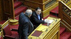 «Μάχη» στη Βουλή για τη διαπραγμάτευση- βουλευτές κόντεψαν να πιαστούν στα