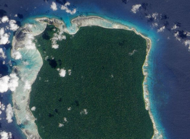 Μυστηριώδες νησί στον Ινδικό Ωκεανό κρύβει ένα θανάσιμο