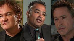 Τι σου συμβαίνει Guru-Murthy; Ο δημοσιογράφος που εξόργισε τον Tarantino, «λύγισε» και τον Robert Downey