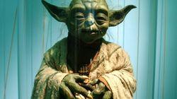Ο Yoda του Star Wars σε εικονογραφημένο χειρόγραφο του 14ου
